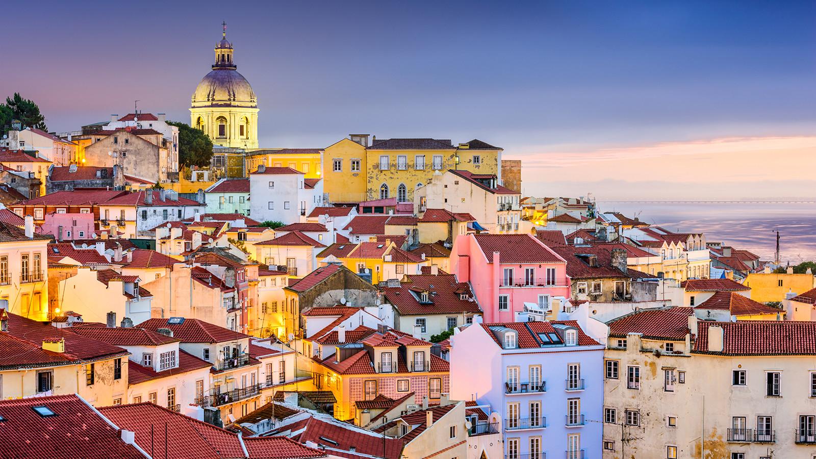 Sv pacotes Lisboa