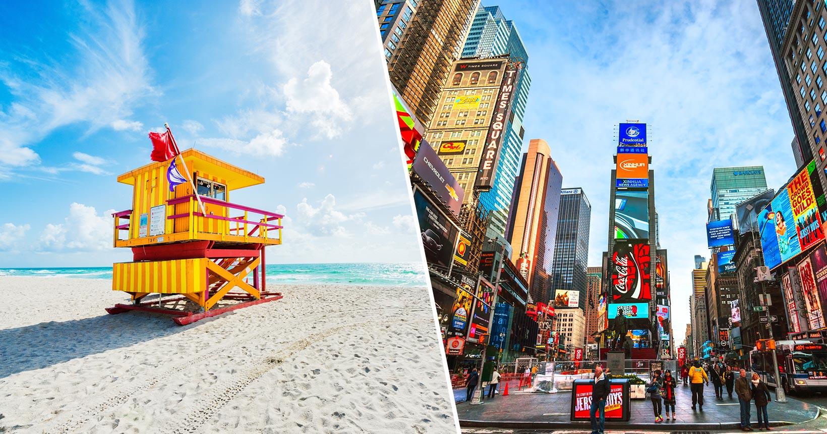 Sv pacotes Miami